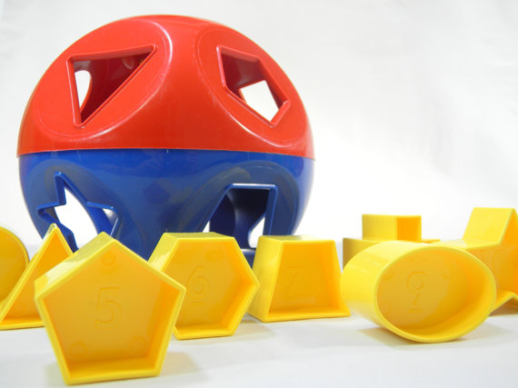 Kid Shapes Game